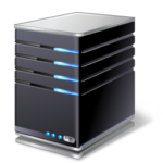 A NAS or SAN can be used to store your e-documents