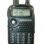 HAM radios can be as simple as a walkie-talkie